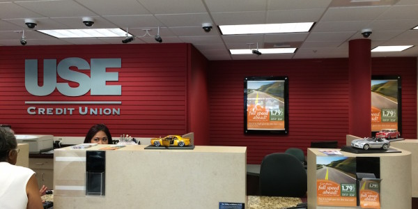 Walls previous to our sign removal. Walls then paitned and our new corporate graphics were applied