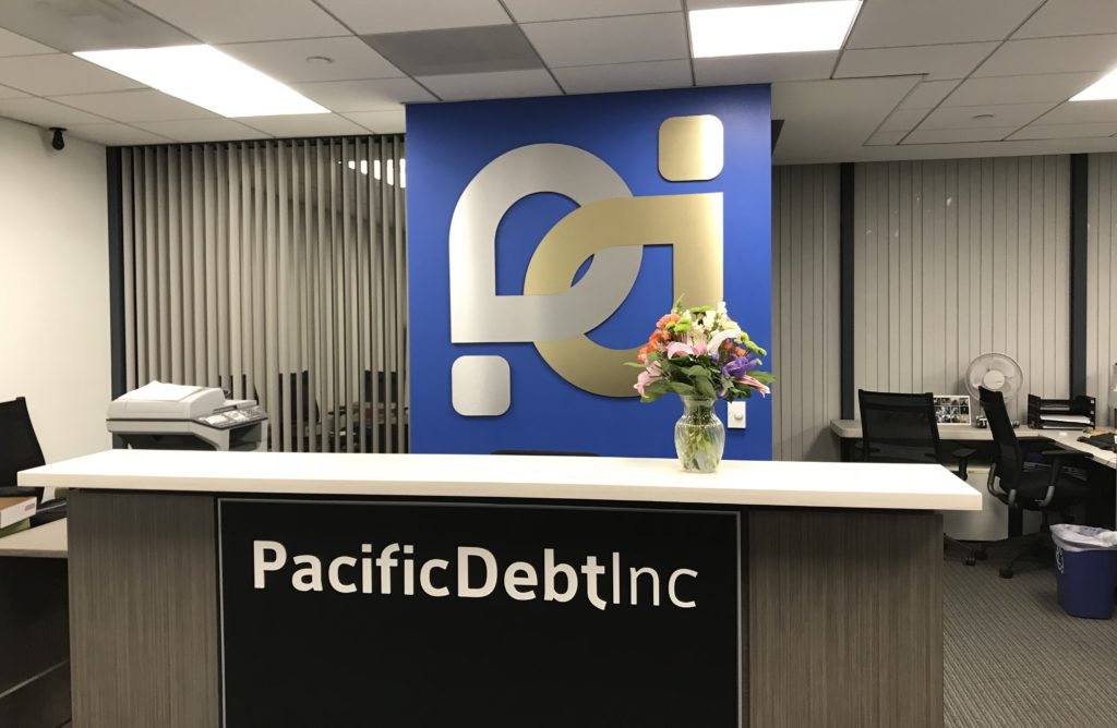 San Diego Office Signage